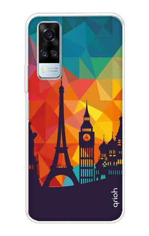 Wonders Of World Vivo Y51A Cases & Covers Online