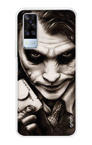Why So Serious Vivo Y51A Cases & Covers Online