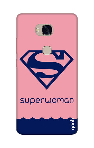 Be a Superwoman Honor 5X Cases & Covers Online