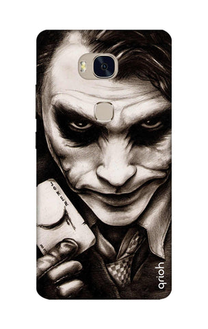 Why So Serious Honor 5X Cases & Covers Online