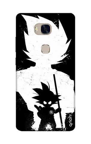 Goku Unleashed Honor 5X Cases & Covers Online