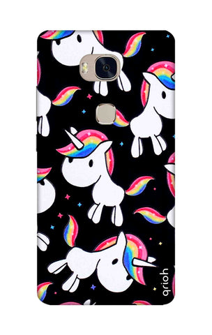 Colourful Unicorn Honor 5X Cases & Covers Online