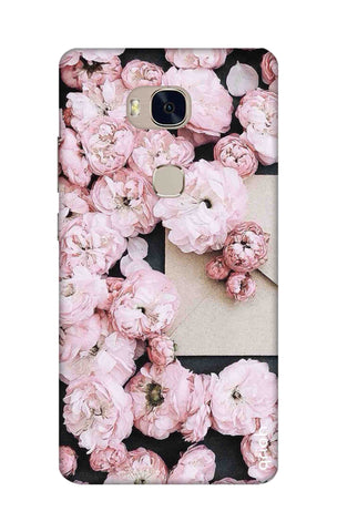 Roses All Over Honor 5X Cases & Covers Online