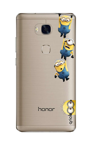 Falling Minions Honor 5X Cases & Covers Online