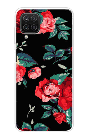 Wild Flowers Samsung Galaxy A12 Cases & Covers Online