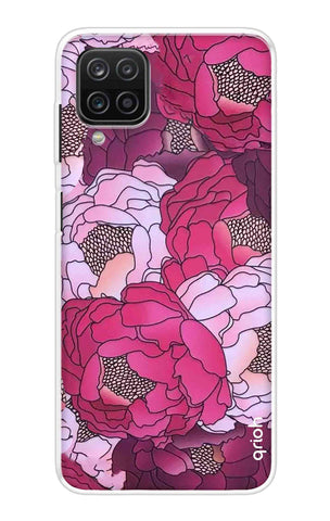 Vector Floral Samsung Galaxy A12 Cases & Covers Online