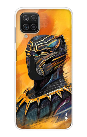 Wakanda Warrior Case Samsung Galaxy A12 Cases & Covers Online