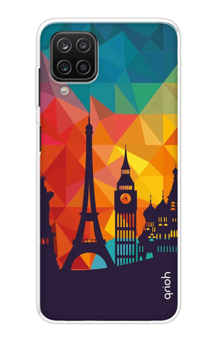 Wonders Of World Samsung Galaxy A12 Cases & Covers Online