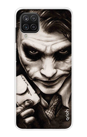 Why So Serious Samsung Galaxy A12 Cases & Covers Online