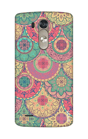 Colorful Mandala LG G3 Cases & Covers Online