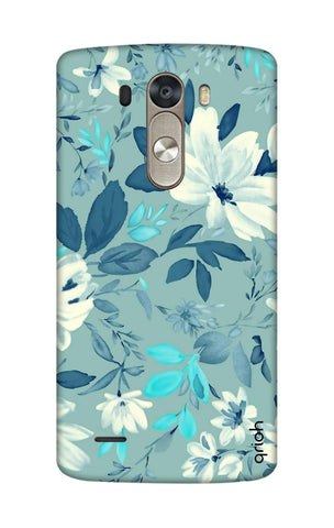 White Lillies LG G3 Cases & Covers Online