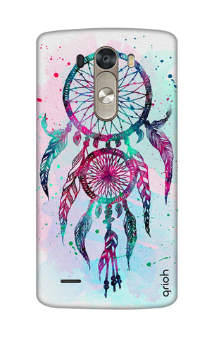 Dreamcatcher Feather LG G3 Cases & Covers Online