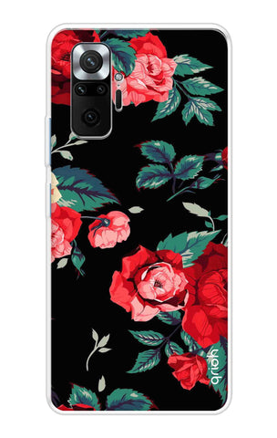 Wild Flowers Mi Redmi Note 10 Pro Max Cases & Covers Online