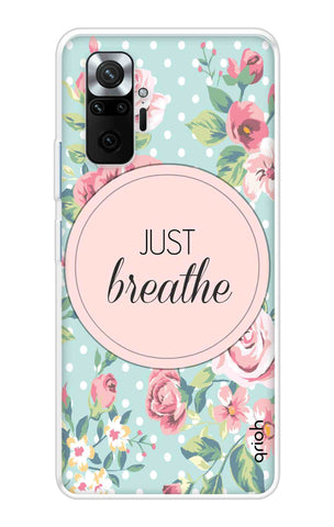 Vintage Just Breathe Mi Redmi Note 10 Pro Max Cases & Covers Online