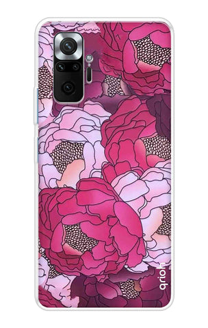 Vector Floral Mi Redmi Note 10 Pro Max Cases & Covers Online