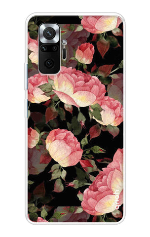 Watercolor Roses Mi Redmi Note 10 Pro Max Cases & Covers Online