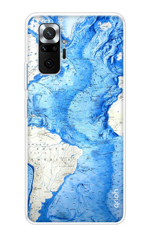 World Map Mi Redmi Note 10 Pro Max Cases & Covers Online