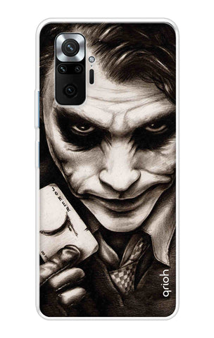 Why So Serious Mi Redmi Note 10 Pro Max Cases & Covers Online