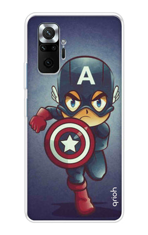 Toy Capt America Mi Redmi Note 10 Pro Max Cases & Covers Online