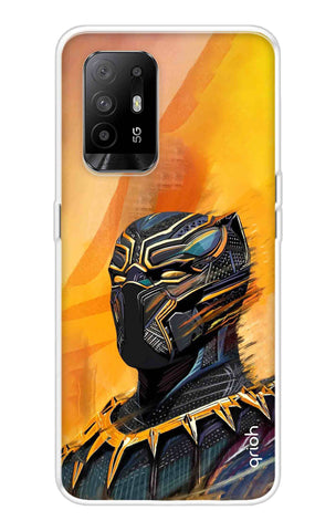 Wakanda Warrior Case Oppo F19 Pro Plus Cases & Covers Online