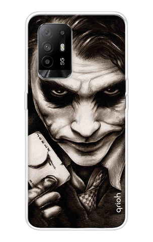 Why So Serious Oppo F19 Pro Plus Cases & Covers Online