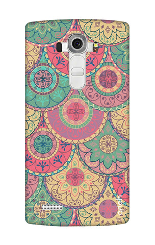 Colorful Mandala LG G4 Cases & Covers Online