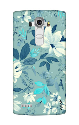 White Lillies LG G4 Cases & Covers Online