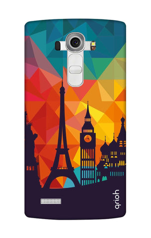 Wonders Of World LG G4 Cases & Covers Online