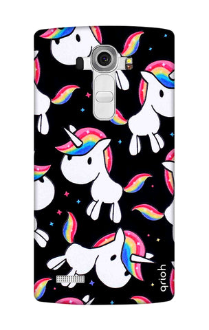 Colourful Unicorn LG G4 Cases & Covers Online