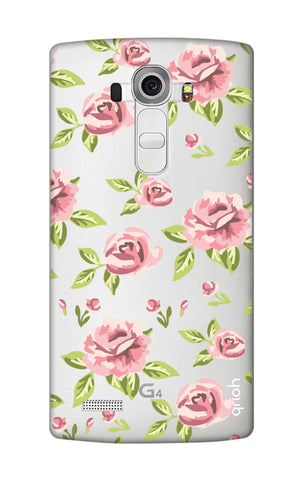 Elizabeth Era Floral LG G4 Cases & Covers Online