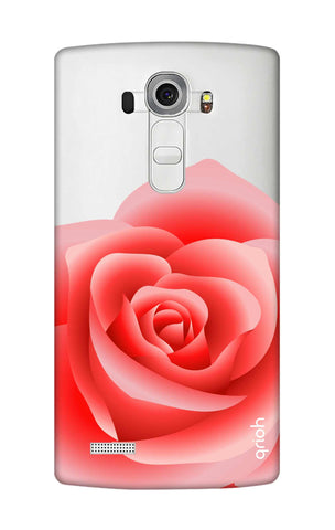 Peach Rose LG G4 Cases & Covers Online