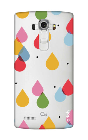 Colourful Drops LG G4 Cases & Covers Online