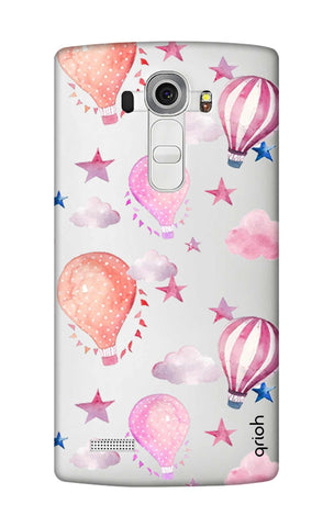 Flying Balloons LG G4 Cases & Covers Online