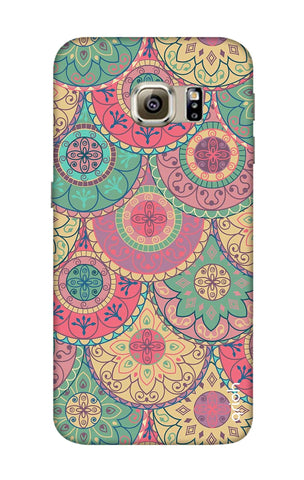 Colorful Mandala Samsung S6 Cases & Covers Online