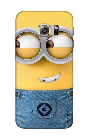 Smirk Samsung S6 Cases & Covers Online