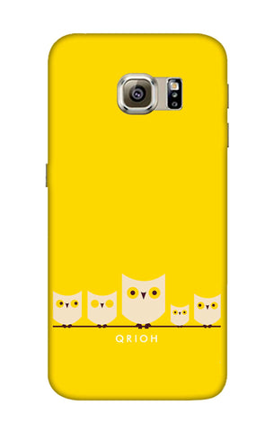 Owl Family Samsung S6 Cases & Covers Online