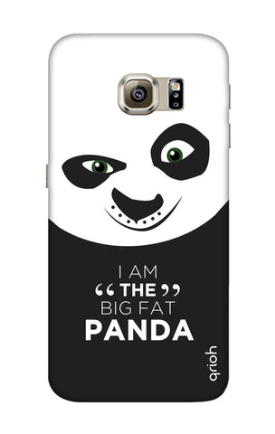 Big Fat Panda Samsung S6 Cases & Covers Online