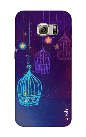 Cage In The Dark Samsung S6 Cases & Covers Online