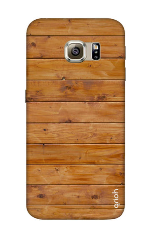 Natural Wood Samsung S6 Cases & Covers Online