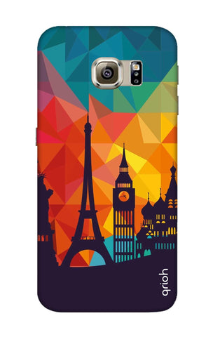 Wonders Of World Samsung S6 Cases & Covers Online