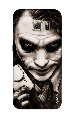 Why So Serious Samsung S6 Cases & Covers Online