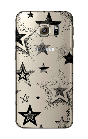 Black Stars Samsung S6 Cases & Covers Online