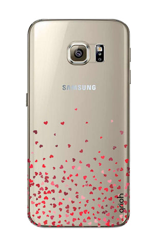 Floating Hearts Samsung S6 Cases & Covers Online