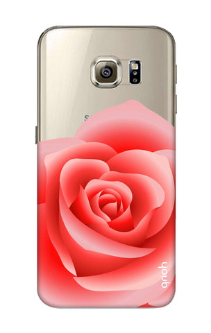 Peach Rose Samsung S6 Cases & Covers Online