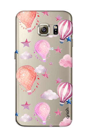 Flying Balloons Samsung S6 Cases & Covers Online