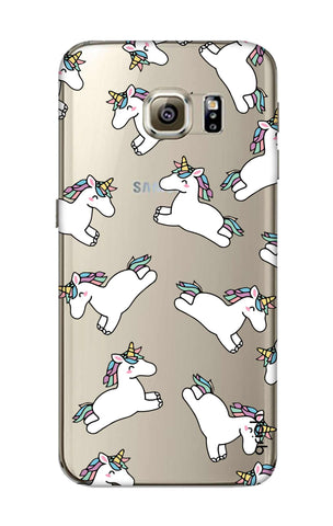 Jumping Unicorns Samsung S6 Cases & Covers Online