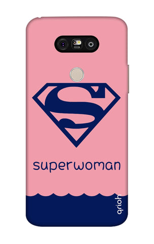 Be a Superwoman LG G5 Cases & Covers Online