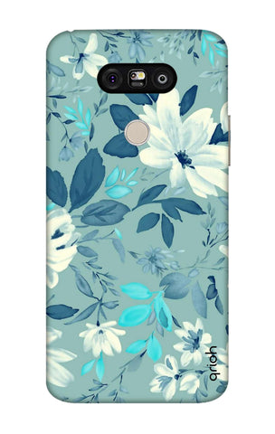 White Lillies LG G5 Cases & Covers Online