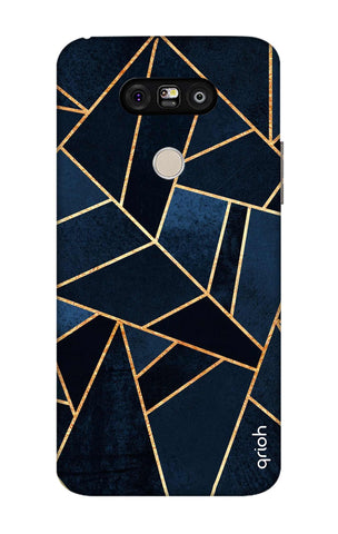 Abstract Navy LG G5 Cases & Covers Online