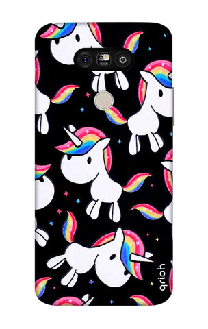 Colourful Unicorn LG G5 Cases & Covers Online